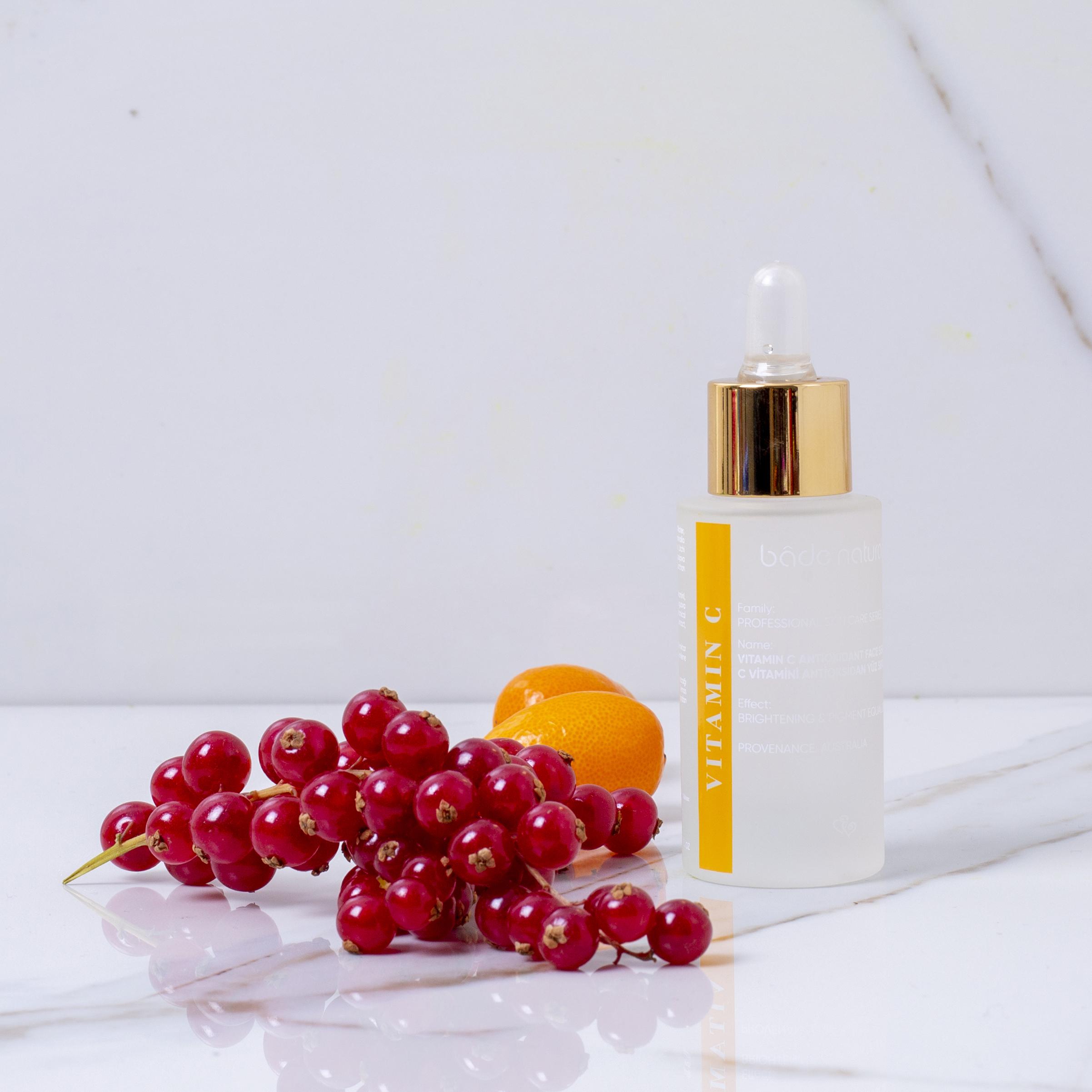 BN201 – Vitamin C Antioxidant Face Serum